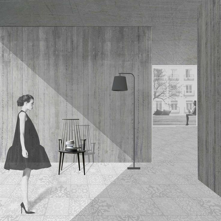Lavinia Xenofont + Iulia Ciobanu > Viviendas en Ciutat Vella. Barcelona | HIC Arquitectura
