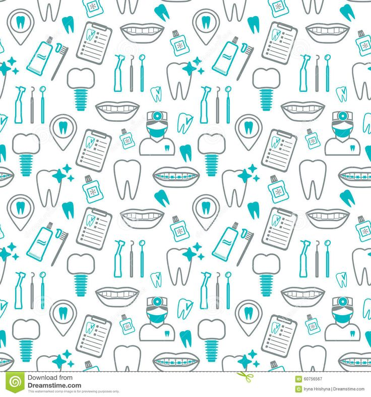 dental-seamless-pattern-linear-icons-flat-design-vector-illustration-60756567.jpg (1300×1390)