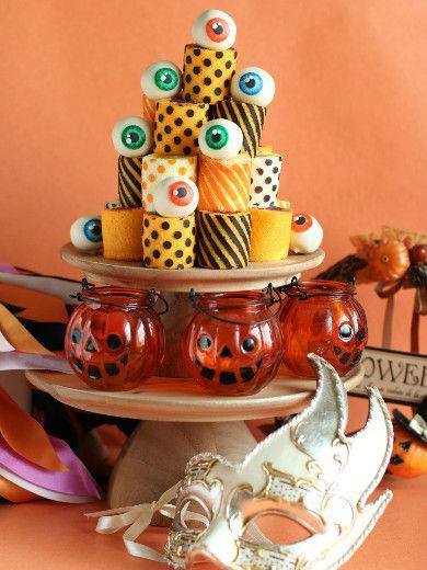 ハロウィンのお菓子とパンのレシピ   お菓子・パン材料・ラッピングの通販【cotta*コッタ】
