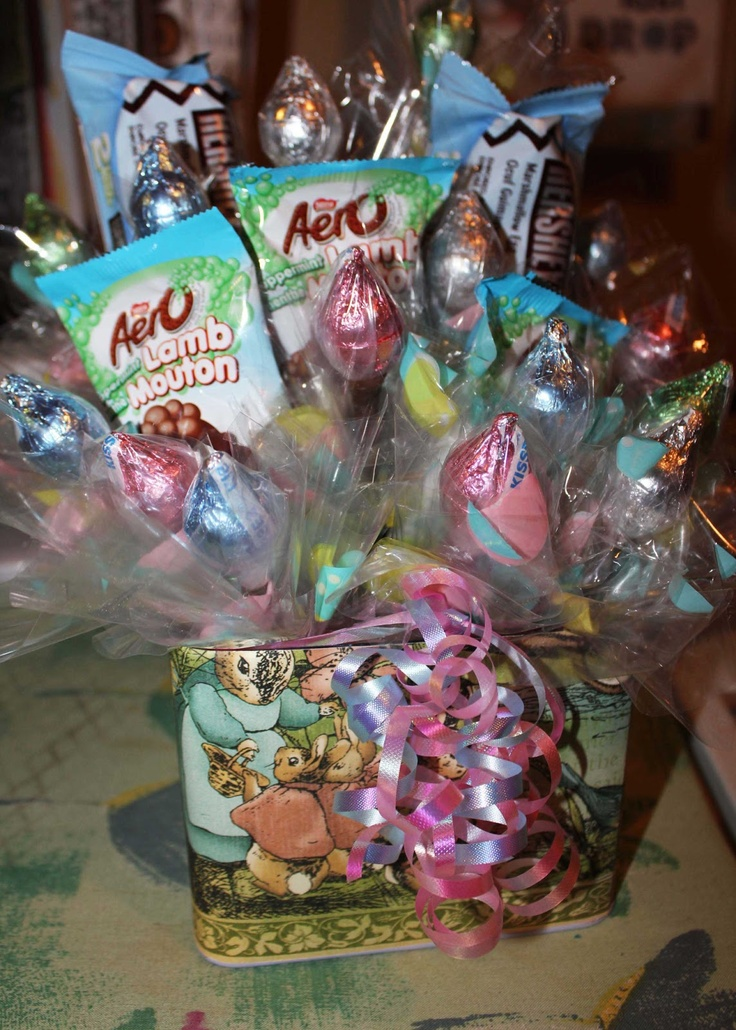 Creatively Gemini- Easter Bouquet