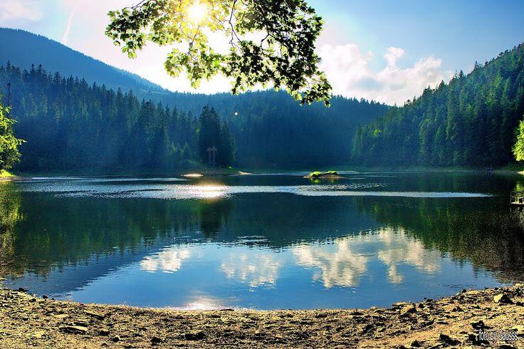 Kárpátalja – Szinevéri-tó