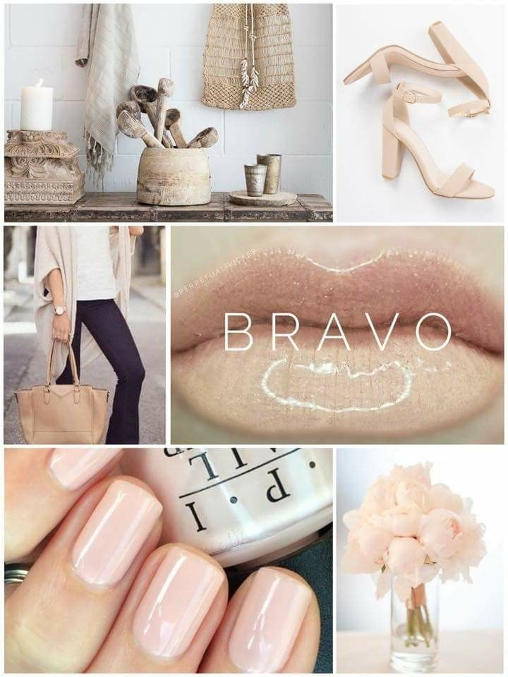 Bravo LipSense. A pale, matte, beige. Great for toning down bold colors! Message me on FB for details on how to order. @charmcitylipswithjess SeneGence Independent Distributor 341275