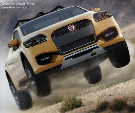 Fiat Sentiero Concept Study: Pick Up Compacto
