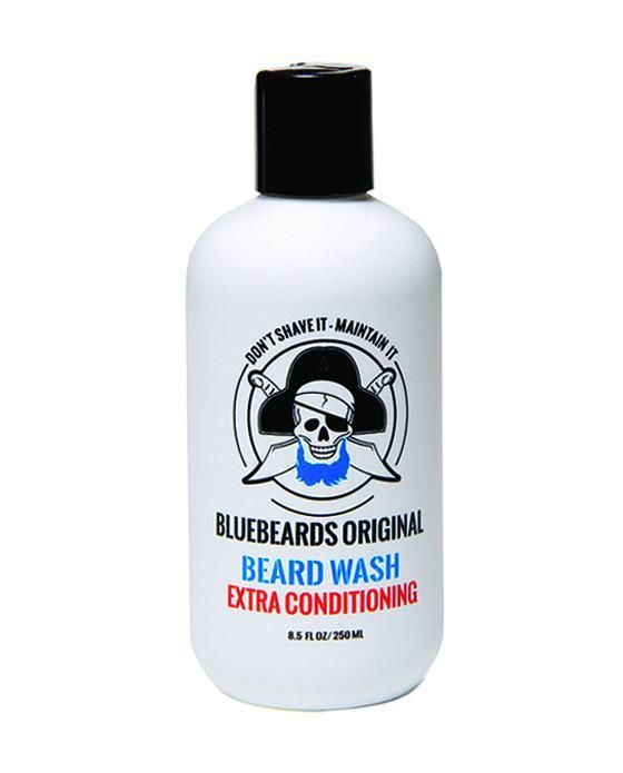 Aloe vera is good for your skin and your beard. In fact, it's one of the main ingredients of Bluebeards Original Beard Wash Extra Conditioner. Use this beard conditioner with Kent Folding Pocket Comb to hydrate your skin and add lustre to your beard.