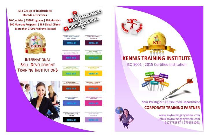 India's Leading Corporate Training Partner: www.anytraininganywhere.com | info@anytraininganywhere.com | 9176733557 | 9791561043. Soft Skill Programs | Management skill Programs | Certification Programs | Professional Development Programs | Skill Development Programs | Technical Skill Programs | Health & Safety Programs | International Certification Programs | BSS Programs | NSC Programs | DG Shipping Programs | Marine Safety Programs | Personal Development Programs | Corporate Training…