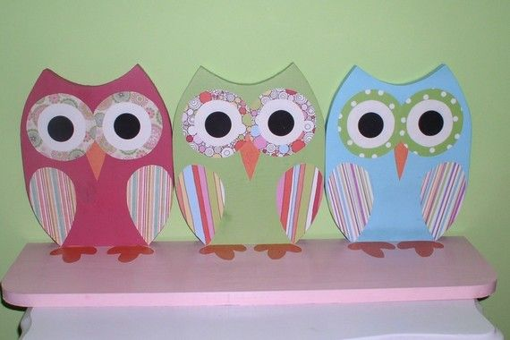Hey, I found this really awesome Etsy listing at https://www.etsy.com/listing/61199218/wooden-owl-shelf