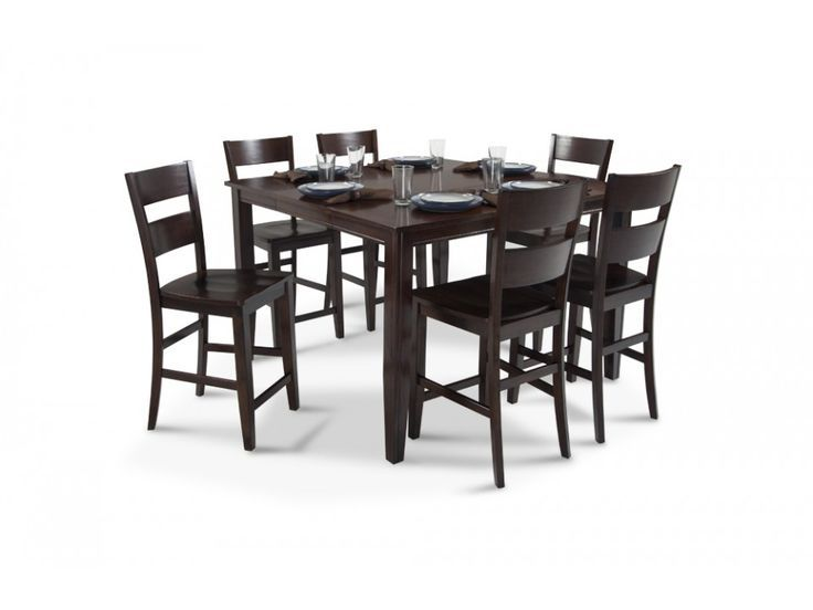 17 Best Ideas About Contemporary Dining Room Sets On Pinterest