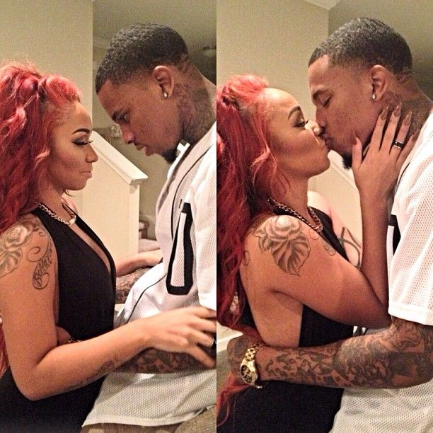 African-american Hookup Couples Images And Photos