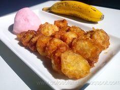 Plátano frito con miel, receta casera paso a paso. Aprende a preparar este delicioso postre con nuestro sencillo y detallado paso a paso.