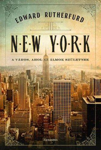 (403) New York · Edward Rutherfurd · Könyv · Moly