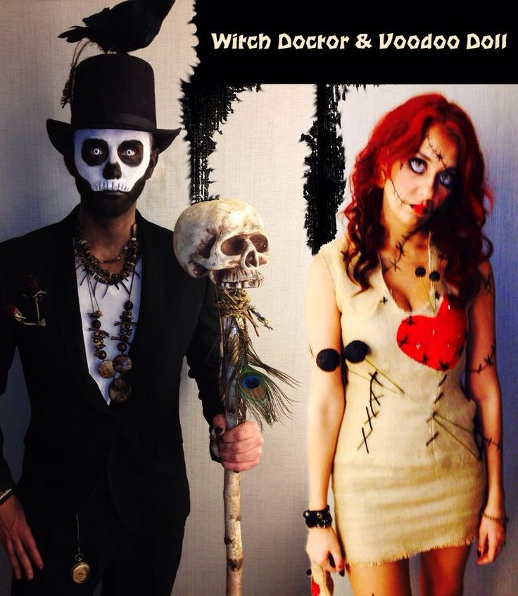 Halloween 2012 Voodoo Doll