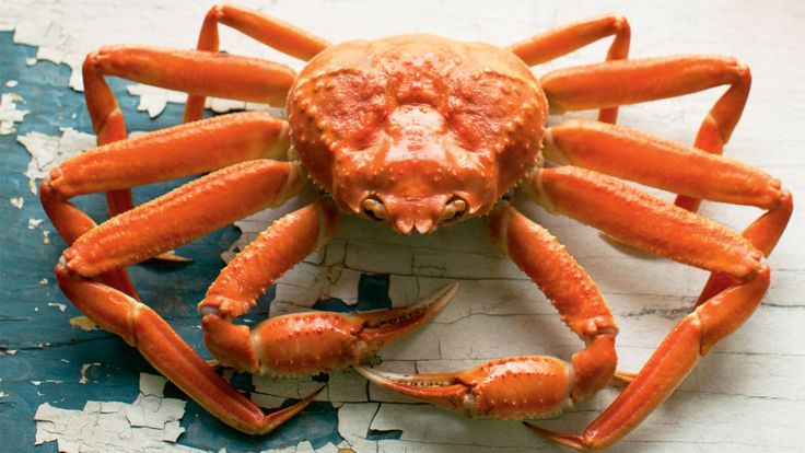 Une recette de crabe bleu style Park Casino, présentée sur Zeste et Zeste.tv.