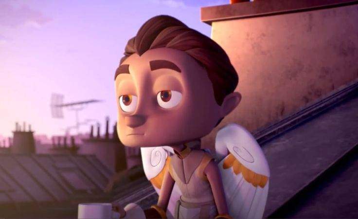 CUPIDO - LOVE IS BLIND 3D ANIMATION SHORT FILM HD