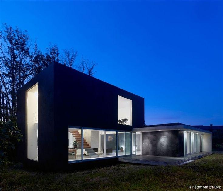 Gericht, Box Haus, Moderne Häuser, Wohn Architektur, Erstaunliche  Architektur, Architektur Innen