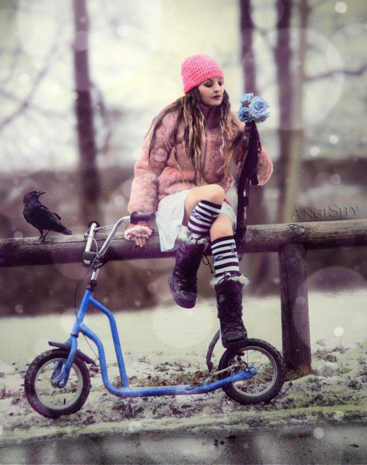 Winter company by Angi-Shy.deviantart.com on @DeviantArt