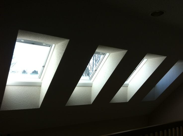 22 best images about skylight projects on pinterest the for Shades for velux skylights