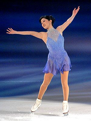 Kristi Yamaguchi Olympic Gold Medalist 1992 : Use to see her all the time, she hometown girl here in Fremont, CA. Last time I spoke to her was in Long's Drugs in Brookvale.