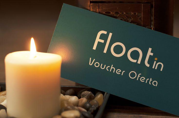 Os vouchers de oferta Float in são o melhor presente que pode dar a que mais merece!