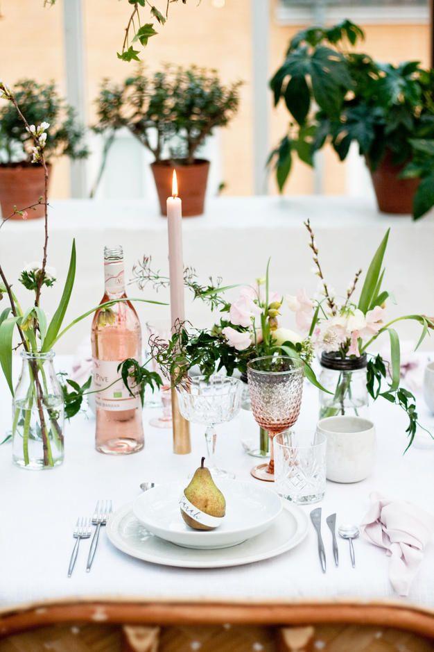 FEMININ FORÅRS KONFIRMATION | Unik Serviceudlejning - A table story