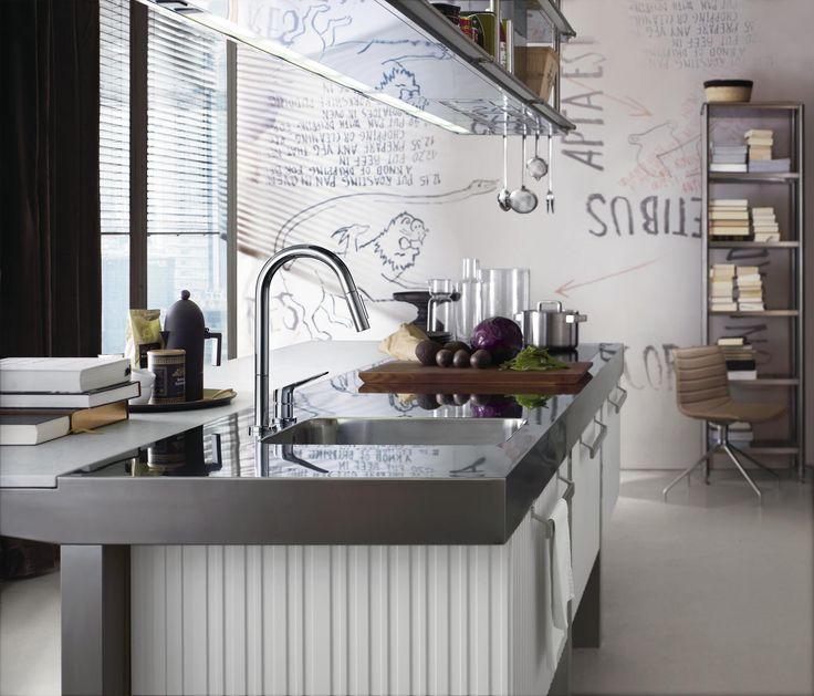11 besten AXOR Kitchen Bilder auf Pinterest | Küchenarmaturen ...