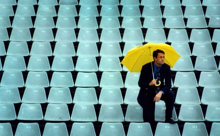 Will it Rain at the Game by Rob Greaves on 500px