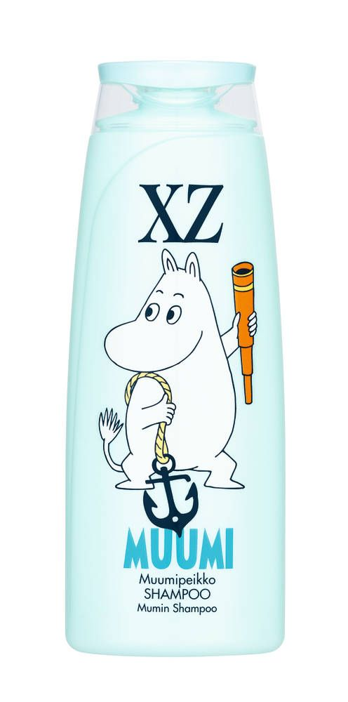 XZ Muumipeikko shampoo