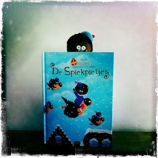 De Spiekpietjes, een nieuwe #sinterklaas traditie #kinderboek #musthave