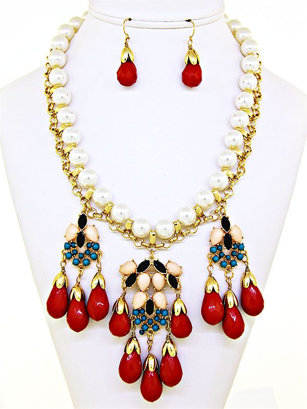 Boutique Jewelry Set