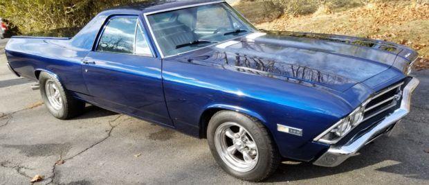 1968 Chevrolet El Camino Chevrolet El Camino Chevrolet Dream Cars