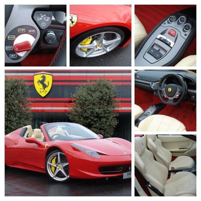 Buy Used Ferrari