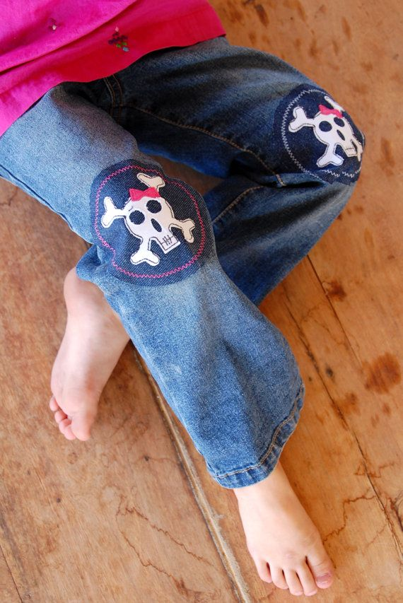 Iron on knee patches for kids. Planes, Trains, Dinos and more! Extend the life of the jeans they are about to outgrow! Only $8!