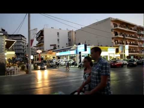 Краткая видеозарисовка, из шести серий, о поездке на остров Крит. В 1-й серии вы увидите съемки в городе Ретимно, его порт, и форт Fortezza.
