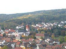 Wallhausen (bei Bad Kreuznach)