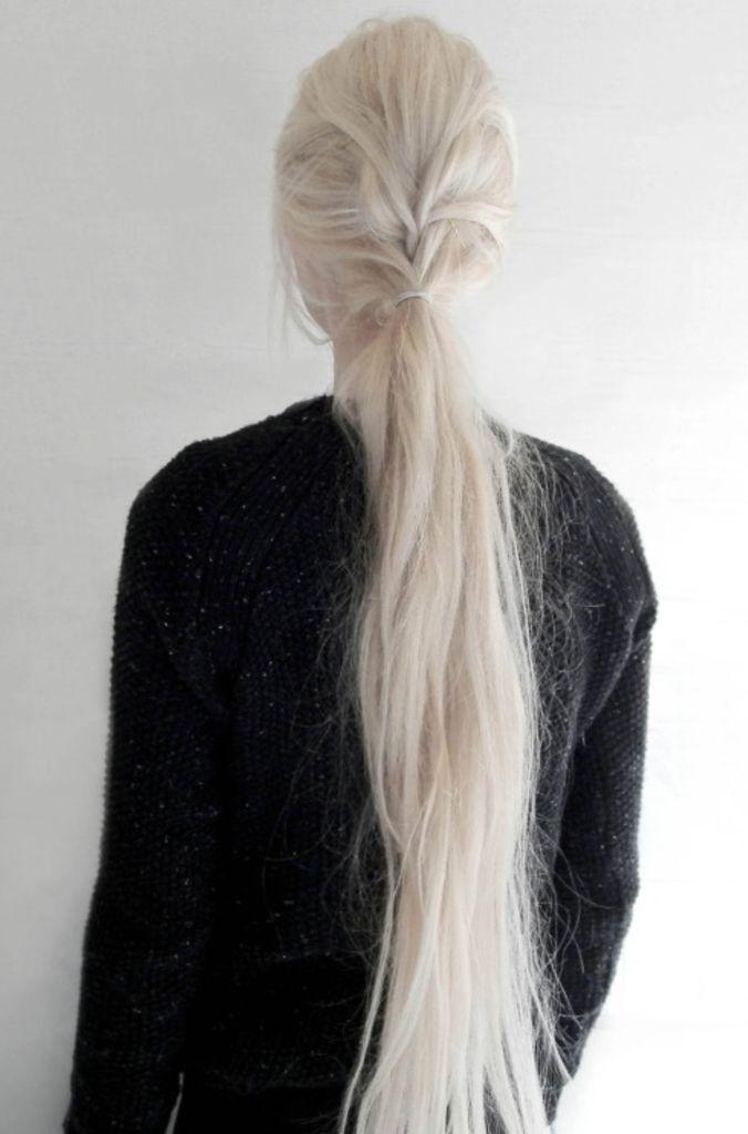 1962 gorgeous gray hair