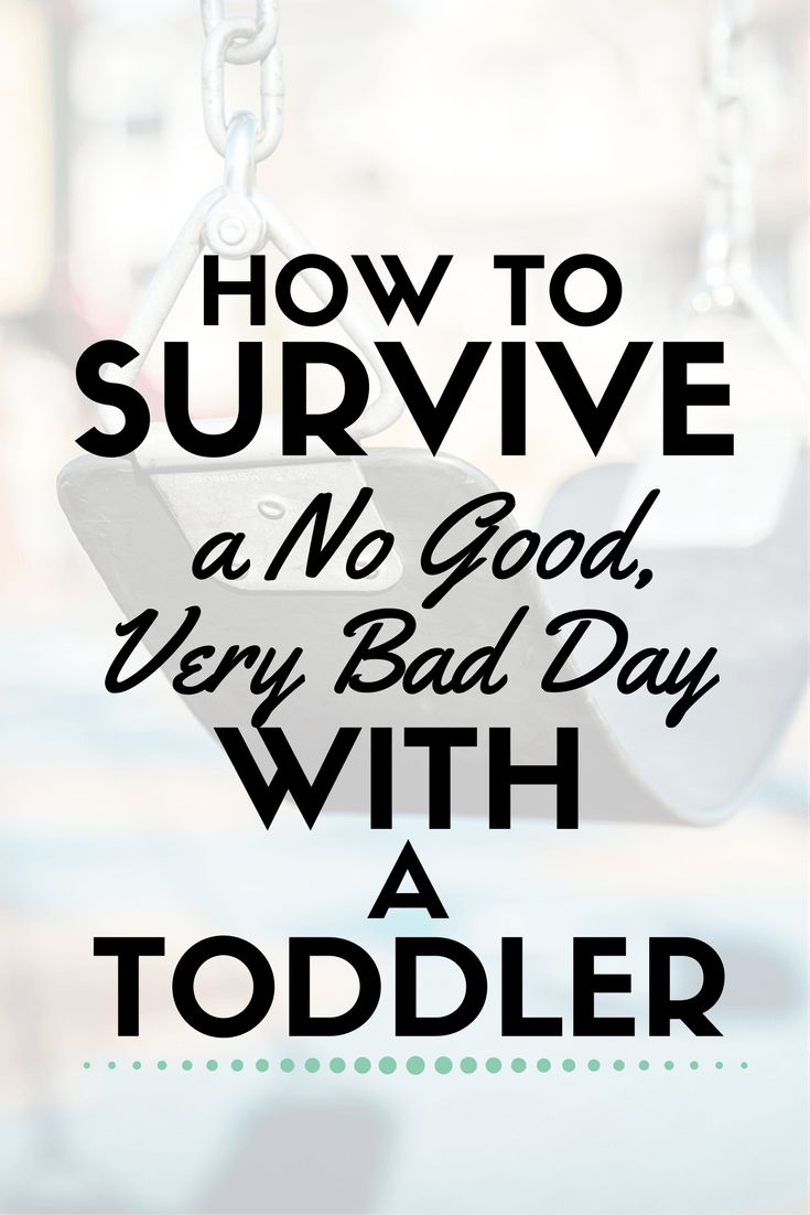 Sometimes, you just need some practical tips and tricks to help you survive one of those awful days with your toddler. These simple hacks have worked...