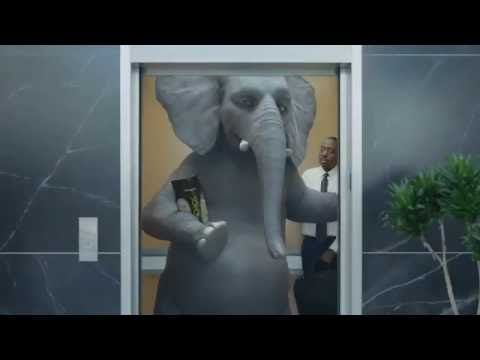 John Cena Voices Ernie the Elephant For Wonderful Pistachios Spot #1