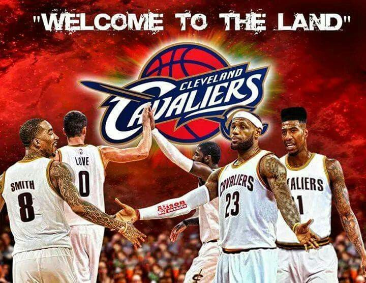 King James and the Cavs welcome J.R. Smith and Iman