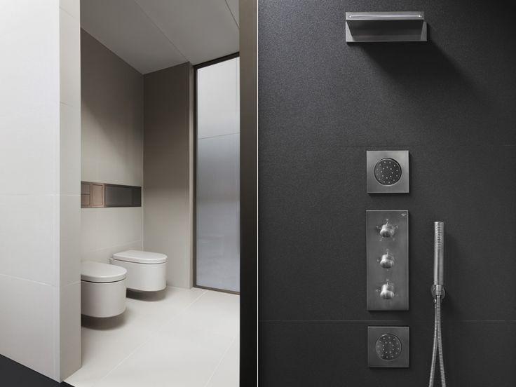 Armani e Roca: un nuovo concetto di sala da bagno Roca Srl # Armani/Roca