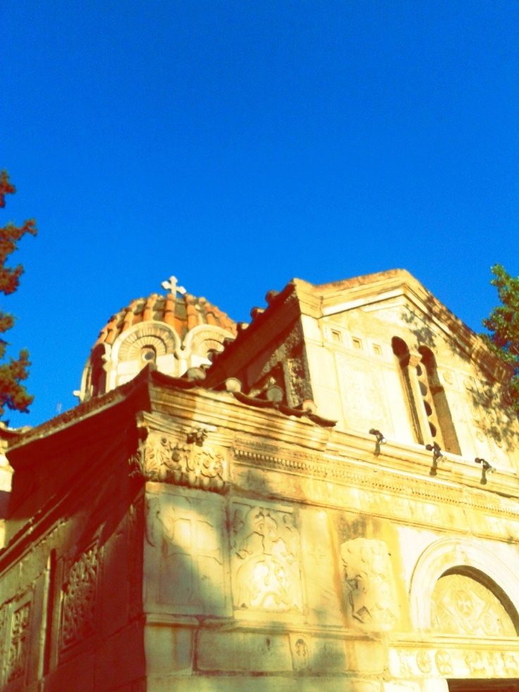 Agios Eleftherios @Athens
