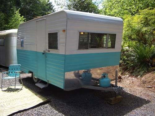 17 Best Vintage Trailers Images On Pinterest