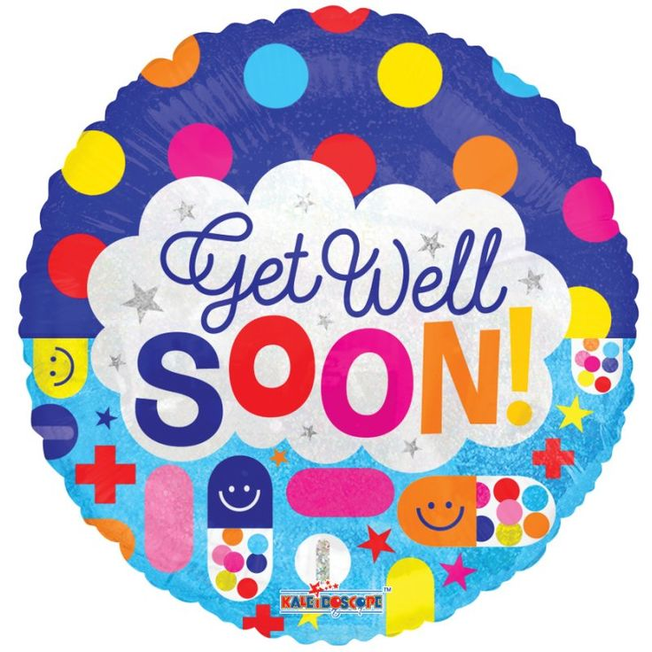 Get well soon balloons are available on the Balloons Online at the wholesale rates. You can place the order via website and can get the home delivery of balloons across the Canada.
