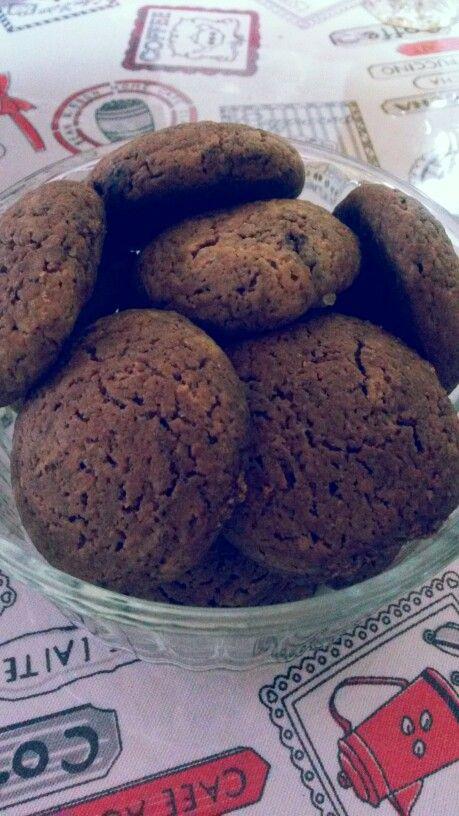 Sıvı yağlı kurabiye