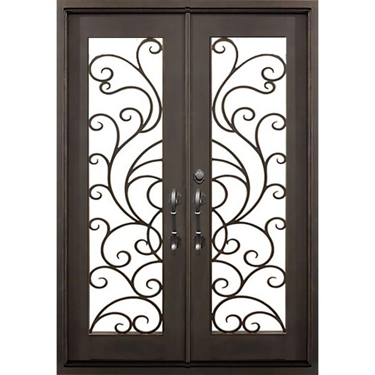 26 Best Wrought Iron Front Doors Images On Pinterest Wrought Iron Front Doors And Doors