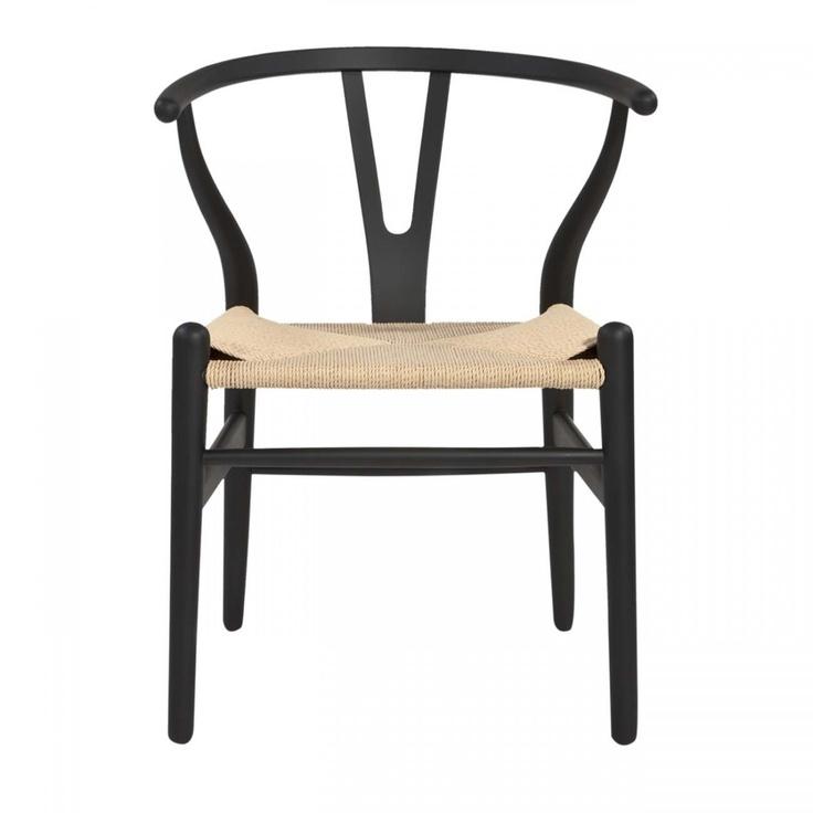 17 beste idee n over wishbone stoel op pinterest for Replica design meubelen