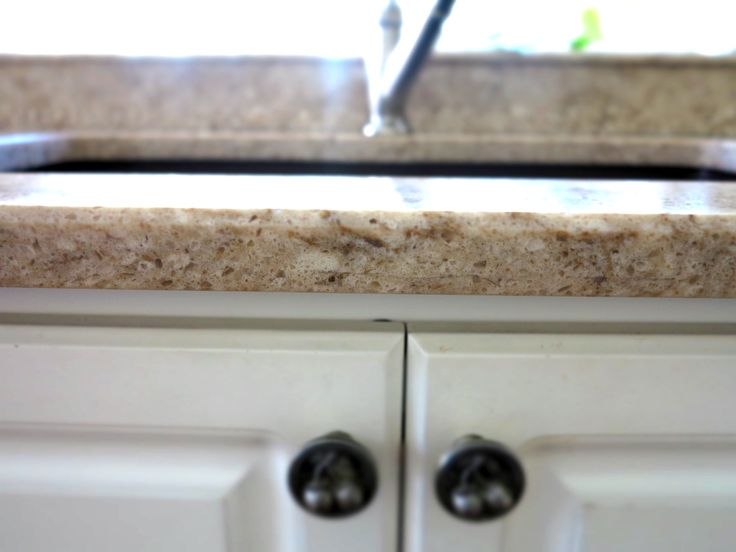 Quartz Countertop Bevel Edge Profile Project Been Completed In Kent Wa City Of Seattle Edge