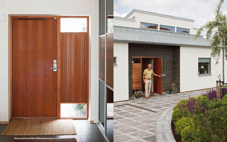 """Modernt hus A2765  """"Alla familjer är olika – därför är varje Willa Nordic unikt!"""" www.willanordic.se"""