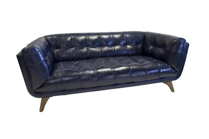 A great new sofa fresh to us from Violino. The Bruno 3 seat sofa is comfortable and stylish. The dimpled effect in the leather gives the feel of buttoning and the wooden legs of the sofa add to the look of this fantastic piece of furniture. Available to order in a variety of colours the Bruno 3 seat sofa is a great piece to add to your home.