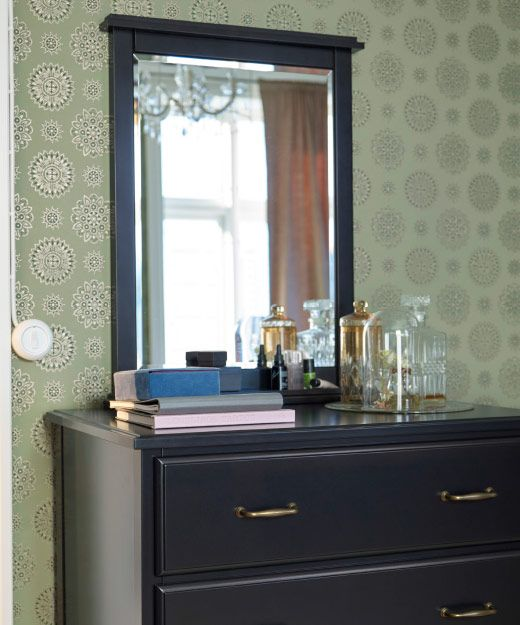IKEA Chest of drawers with mirror on top