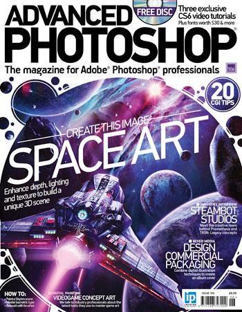 Advanced Photoshop® Issue 106