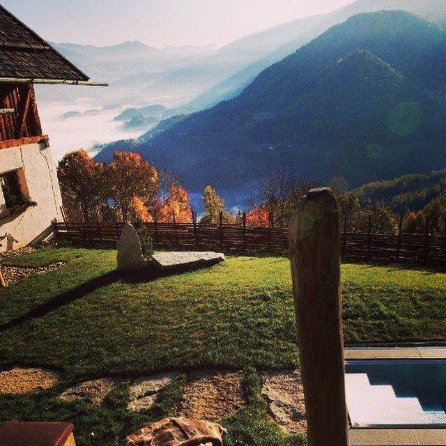 Instagram media by villadaholidays - Italian alps, Villa with pool and awesome view. #villadaholidays #italy #alps #mountains #mountainlodge #travel #travelphotos #traveling #holiday #vacation #pool #italia #alppihuvila #instatravel #holidayrentals #lomahuvila